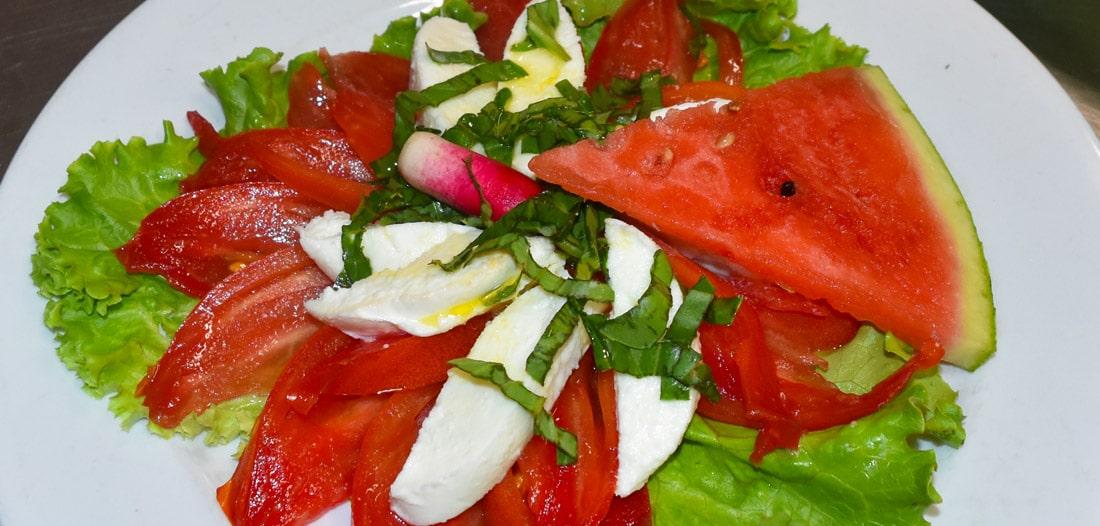 restaurant arles cuisine italienne poivron