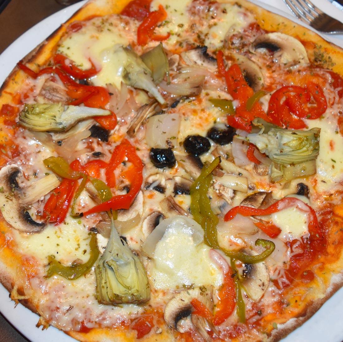 pizza restaurant pizzeria arles